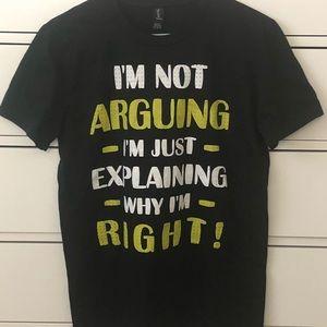 Anvil Antics T Shirt